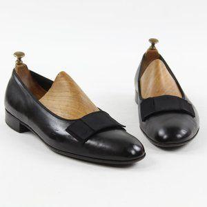 John Lobb Bespoke Men's Evening Slippers Loafers
